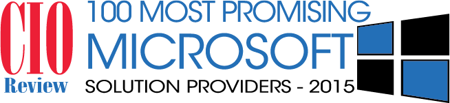 Top 100 Most Promising Microsoft Solution Provider 2015