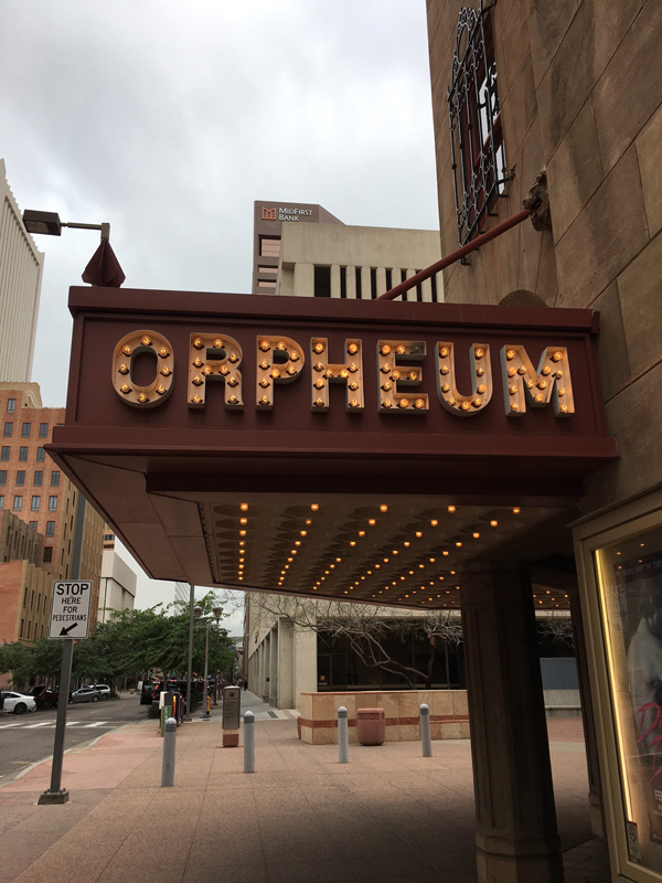 Orpheum Theater Downtown Phoenix